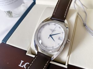 Longines Equestrian Collection Mother of Pearls
